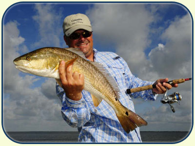 Marco Island fly fishing charters with Capt. Wright Taylor